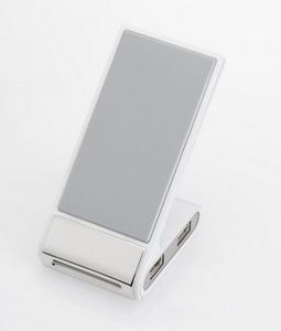 מעמד טלפון נייד + מפצל  2.0  ל4 כניסות  HI-SPEED USB
