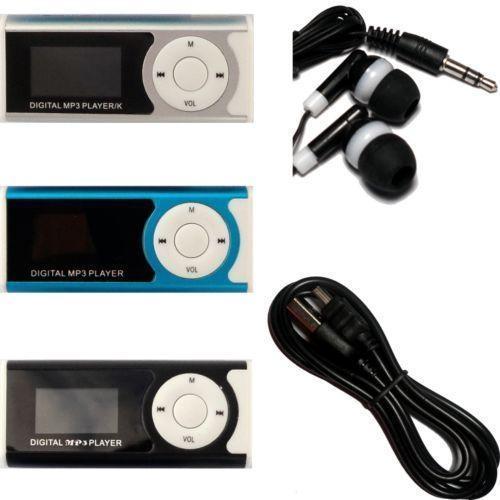 נגן MP3 עם מסך ללא זיכרון פנימי