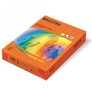 נייר למדפסת גר.80  A-4  למדפסת , 200 דף ,צבע כתום