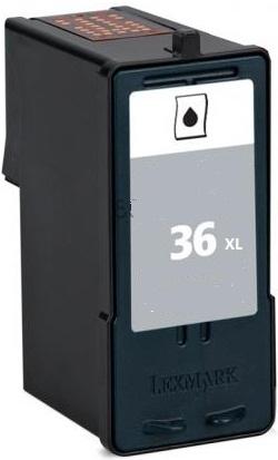 Lexmark 36 XL ראש דיו תואם שחור