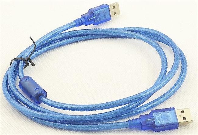 כבל USB מי 1.5 (זכר/זכר)