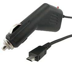 מטען לרכב מיקרו  USB לסמרטפונים  אנדרויד ,  NEXUX, LG , NOKIA, HTC, SAMSUNG