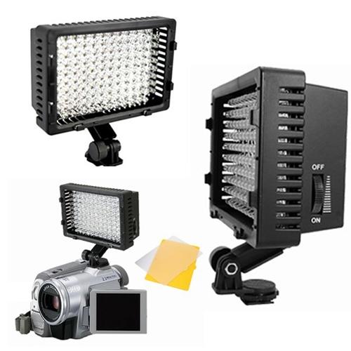 מנורת צילום חזקה במיוחד כלל פילטרים שונים  LED CN-126