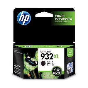 ראש דיו HP 932 Bk XL שחור מקורי (CN053AE BGX)
