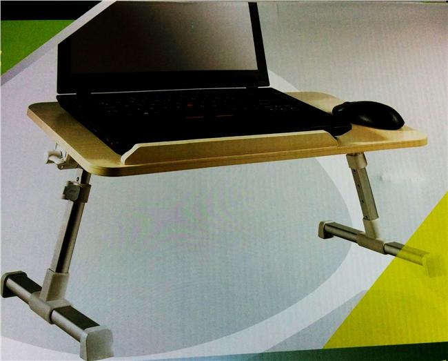 שולחן מתקפל מפואר למחשב נייד עם מאוורר