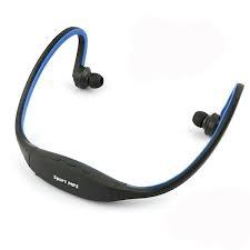 נגן  FM-  אוזניות סטריאו, סיליקון MP3 ללא זיכרון Sport SH-W1