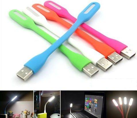 תאורת לדים קומפקטית USB