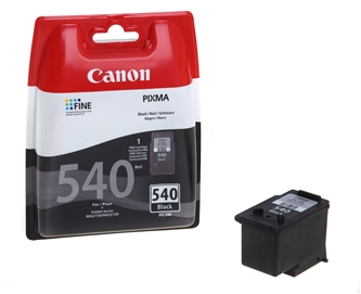 Canon PG-540 ראש דיו מקורי שחור