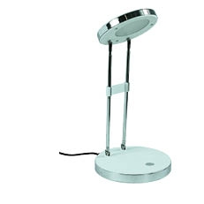 מנורת שולחן מתקפלת 2W HYUNDAI JETLED בצבעים שונים ,כלל לדים . עובד גם מחשמל ו גם USB