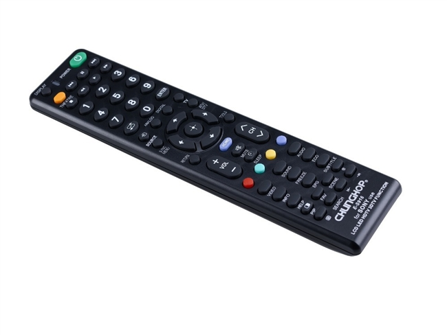 שלט רחוק אוניברסלי כל סוג טלוויזיות סוני PLASMA/ LCD/LED/HDTV/3DTV SONY