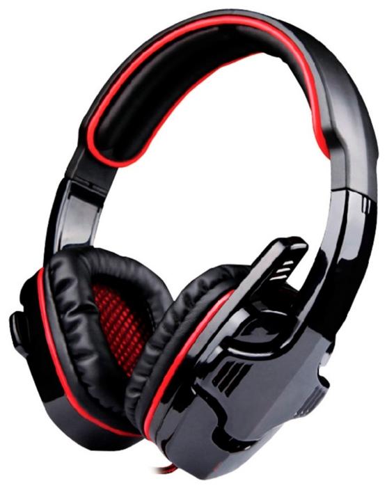 אוזניות מחשב לגיימרים ( למסחקי מחשב ) עם מיקרופון  H8316 MARVO -  Skorpion stereo HI-Fi