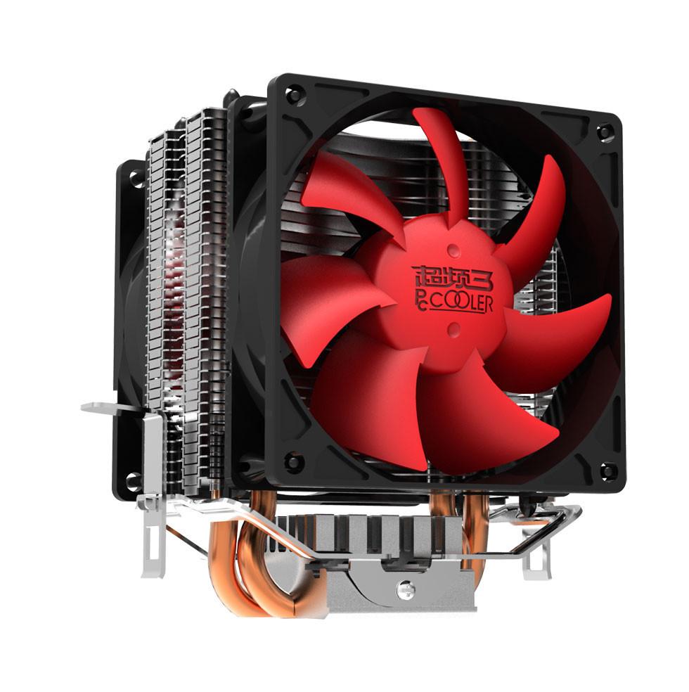מאווררהמחשב  קוטר 11.3 סמ PcCooler Mini HP-825