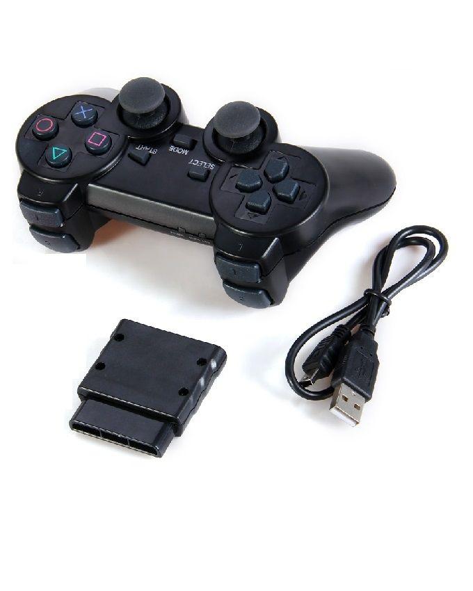 2.4Ghz (Sony Playstation 2/3 and PC ) ג'ויסטיק תאם לסוני פלייסטייש 3\2 ולמחשב