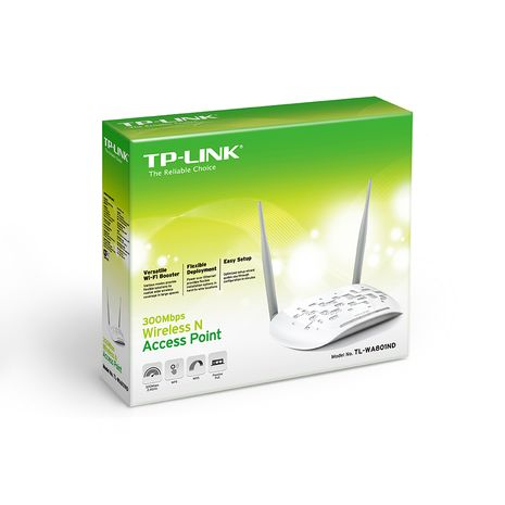 Tp link setup access point