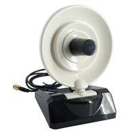 אנטנה ראדר לרשת אלחוטית Directional Dish Antenna 8DBI LB-LINK