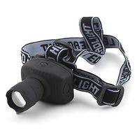 פנס ראש  חזק במיחד LED עם זכוכית מגדלת ומהבהב