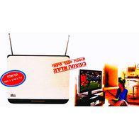 אנטנה פנימית אקטיבית  לממיר כבלים דיגיטלי  ( עידן +) OSAKA ML-HD119 HDTV-DVB