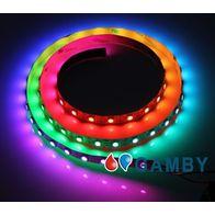 שרשרת תאורה לד 8 מצבים , 10 מטר , 240 מנורות לד צבעוניים . מתאים לעיצוב חג ( כלל סוכה ) ועסק