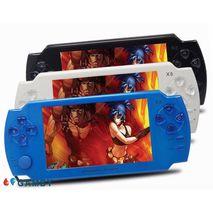 """קונסולה משחקים MP4/5 + מצלמה Multimedia Player  8Gb - """" גמבוי """" - PMP"""