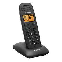 טלפון אלחוטי תצוגה ,דק במיוחד , חיוג חוזר,בקרת צילצול , סיחה מזוהה , דיבורית HDT-L140B  HYUNDAI