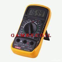 טסטר (מודד) חשמל  SAKAL DT-830