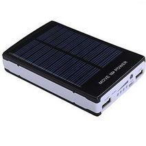 סוללת גיבוי סולרית לטלפונים ניידים וטאבלטים  10000mAh LMS DATA