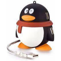 פינגווין מפצל USB 2.0