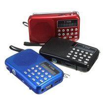 Digital transistor receiver, charging (on the battery), AM \ FM. Input USB / CD. SAKAL SKL-630