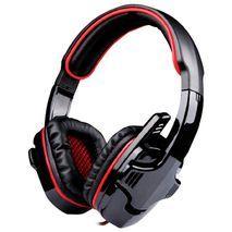אוזניות מחשב לגיימרים ( למשחקי מחשב ) עם מיקרופון  H8316 MARVO -  Skorpion stereo HI-Fi