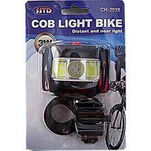 פנס אופניים פס לד צהוב 3W CH-2028