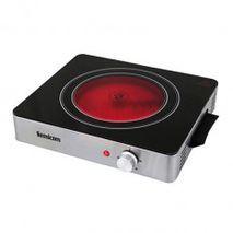 Кухонная  керамическая электрическая плитка HAP-101-C6S HYUNDAI 2000W