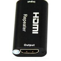 מגבר HDMI עד 30 3D/ 4K מוכן לחבר N' הפעל אותות DATA LMC