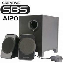 Computer speakers 2.1 Creative SBS A350