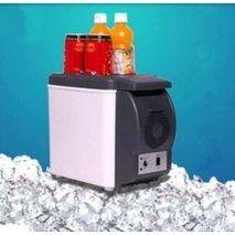 Автомобильный холодильник с функцией разогрева 6 литров