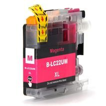 Brother LC22U M  XL Magenta Сompatible Ink