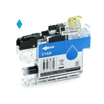 Brother LC 3213 C Compitible inkJet cartridge cyan
