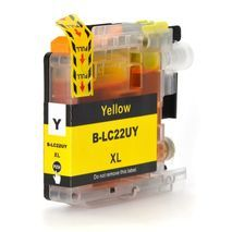 Brother LC22U Y  XL Yellow Сompatible Ink Cartridge