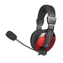 אוזניות מחשב לגיימרים ( למשחקי מחשב ) עם מיקרופון  HP-307 Xtrike ME