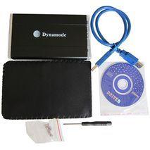 """מארז חיצוני לדיסק קשיח 2.5 """" SATA USB 3.0 Dynamode"""
