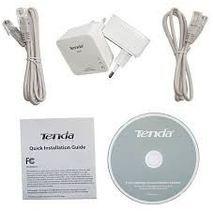 זוג מתאמים רשת על חשמל 200 Mbps Tenda P200