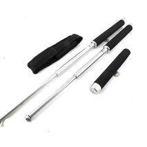 Telescopic baton for self defense