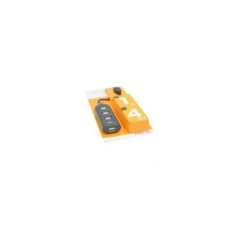 מפצל USB 2.0 עם 4 כניסות