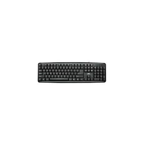 Клавиатура мультимедийная USB Иврит-английский COMPOINT CP-K9014