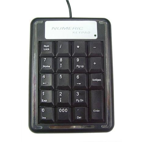 מקלדת נומריט - מספרים USB