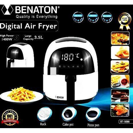 Аэрогриль Digital Air Fryer BENATON BT-5088