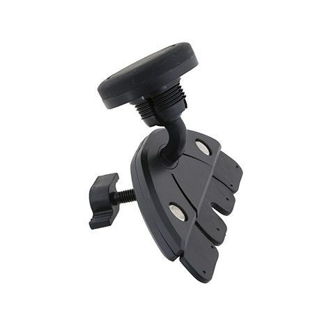 Automobile magnetic holder for mounting in the radio disk GPlus