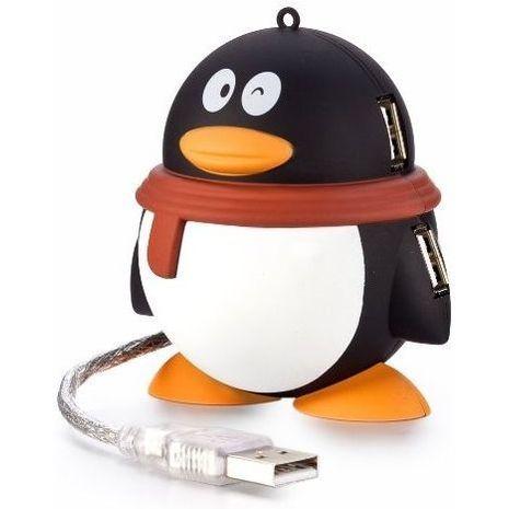 Penguin USB HUB 2.0