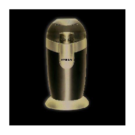 Кофемолка в металлическом корпусе и с ножами из нержавеющей стали  . Мощная и надежная. HYUNDAI HHABT-8802 120W.