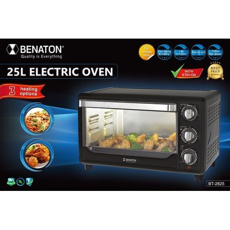 Toaster Oven Turbo BENATON BT-2825