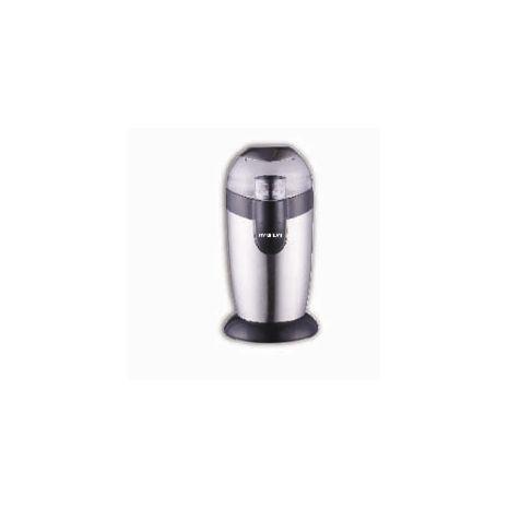 מטחנת קפה ותבלינים עם גוף נירוסטה HYUNDAI HHABT-8802 120W